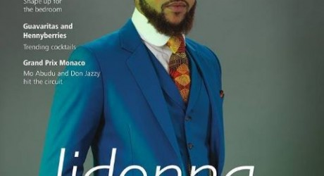'The Chief' Classic Man, Jidenna Covers Guardian Life Magazine's Latest Issue