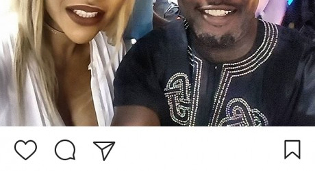 """""""Stay Away From My Family"""" – It Seems Singer, Iyanya's Ex Girlfriend Wants To Break Comedian AY's Marriage"""