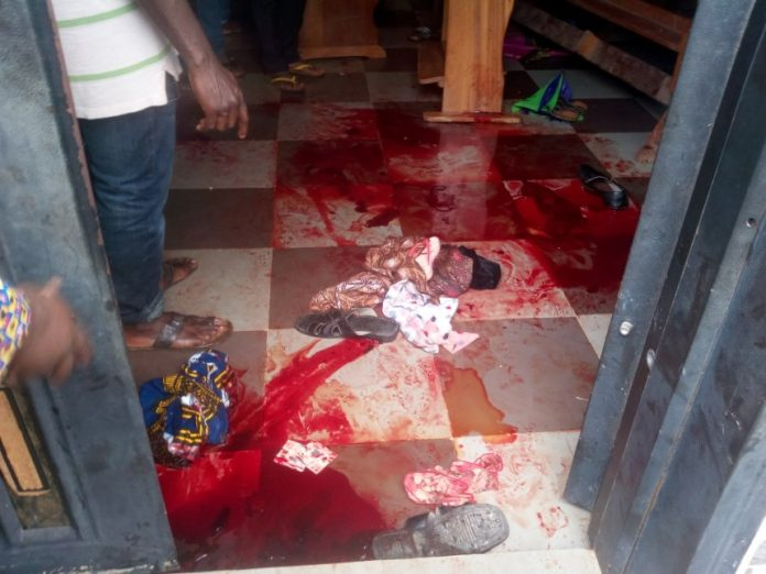 Anambra Church Massacre