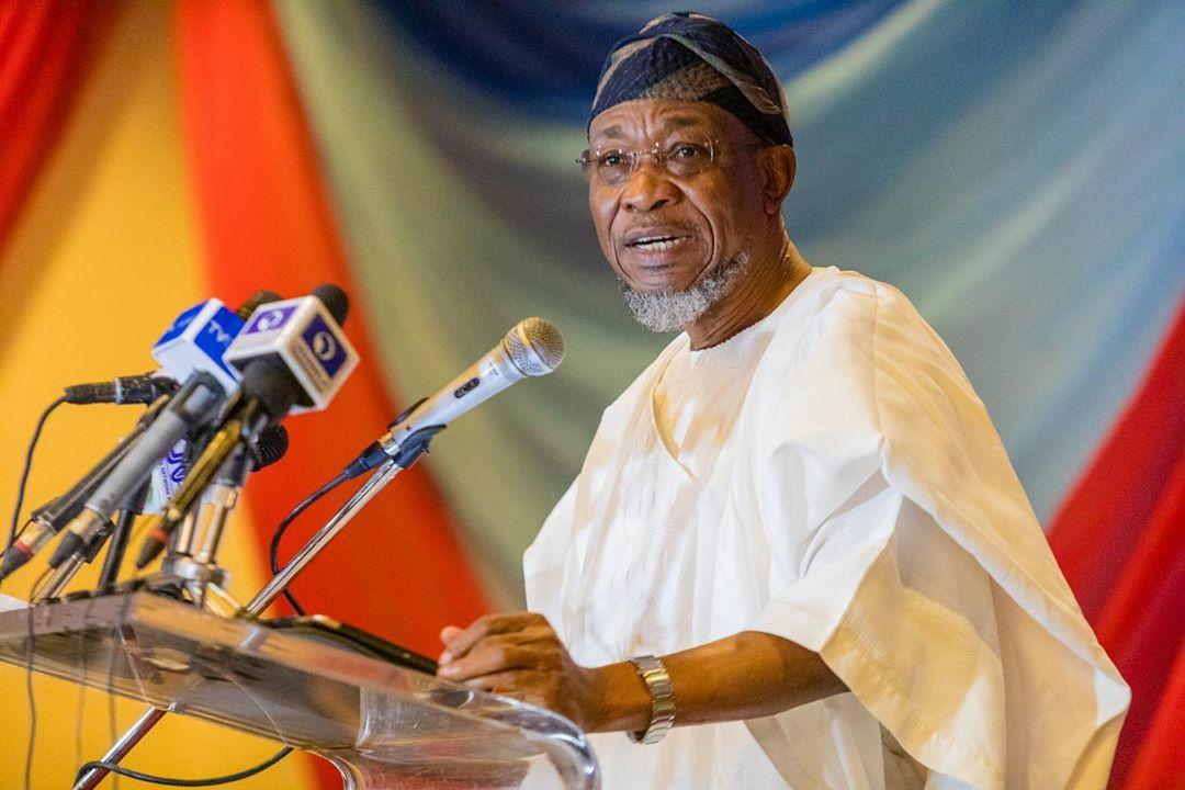 Interior Minister, Rauf Aregbesola assures that Nigerians abroad ...
